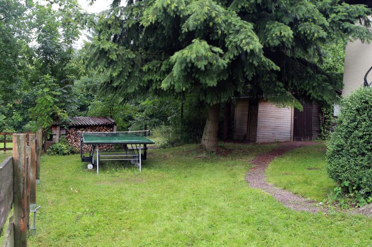 VakantiehuisDuitsland - Thüringen: Am Wald  [20]