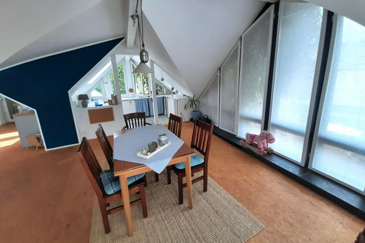 Holiday homeGermany - : Ferienwohnung Himmelshöh im Hof der Möglichkeiten  [13]