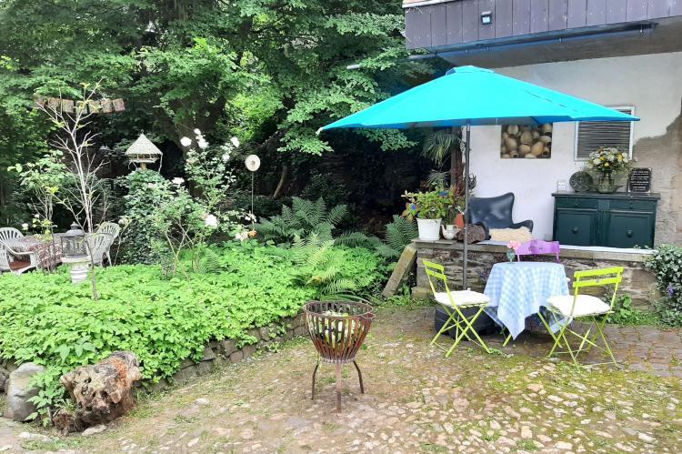Holiday homeGermany - : Ferienwohnung Himmelshöh im Hof der Möglichkeiten  [5]