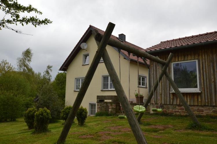 Holiday homeGermany - Eifel: Ferienwohnung Grün  [3]