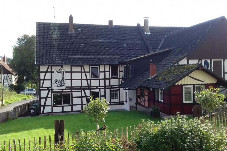 VakantiehuisDuitsland - Hessen: Ober-Waroldern  [24]
