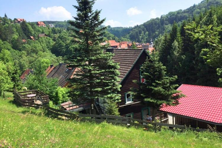 Holiday homeGermany - Harz: Am Bach  [1]