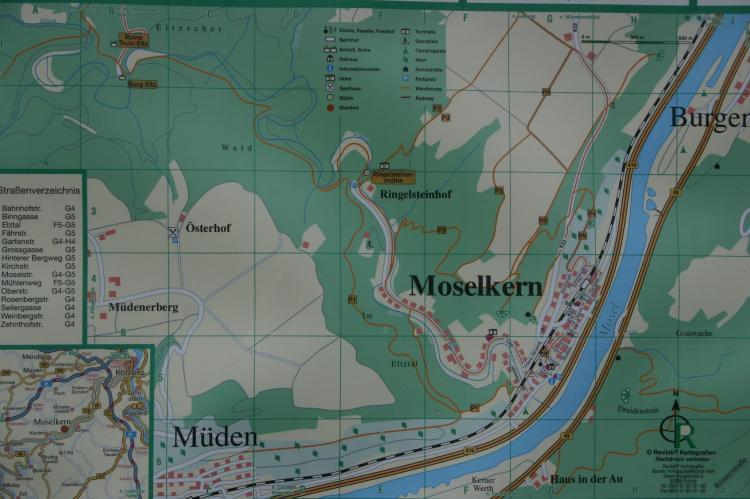 Holiday homeGermany - Rhineland-Palatinate: Winzerhaus  [28]