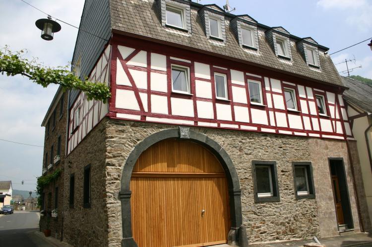 Holiday homeGermany - Rhineland-Palatinate: Winzerhaus  [1]