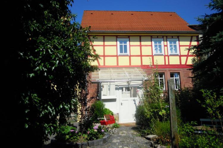 VakantiehuisDuitsland - Thüringen: Kyffhäuserland  [1]