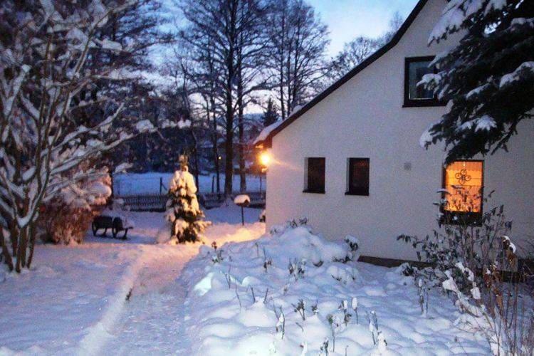 VakantiehuisDuitsland - Saksen: Ferienhaus im Erzgebirge  [6]