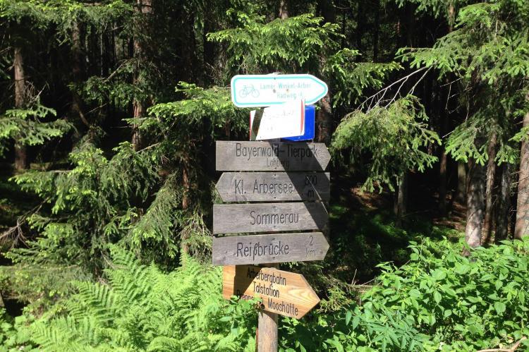 VakantiehuisDuitsland - Beieren: Im Zellertal  [25]