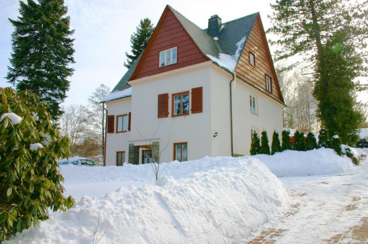 VakantiehuisDuitsland - Saksen: Im Erzgebirge  [3]
