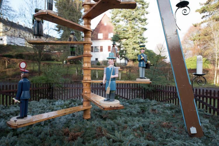 VakantiehuisDuitsland - Saksen: Im Erzgebirge  [27]
