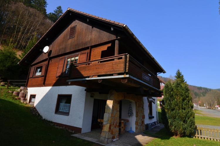 VakantiehuisDuitsland - Harz: Fuchsbau  [7]