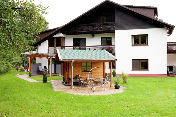 VakantiehuisDuitsland - Hessen: Mossauthal  [2]