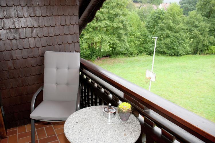 VakantiehuisDuitsland - Hessen: Mossauthal  [20]