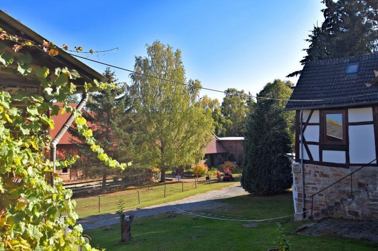 VakantiehuisDuitsland - Hessen: Auf der alten Hofreite  [4]