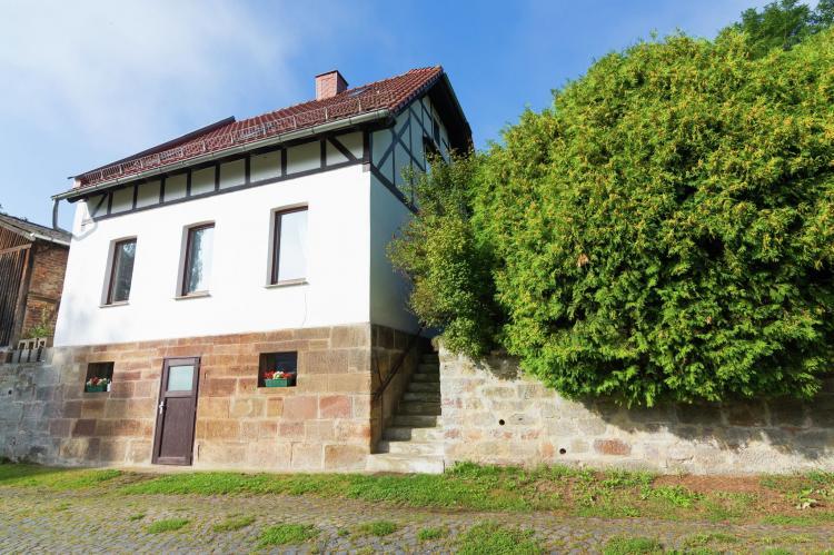VakantiehuisDuitsland - Hessen: Auf der alten Hofreite  [3]
