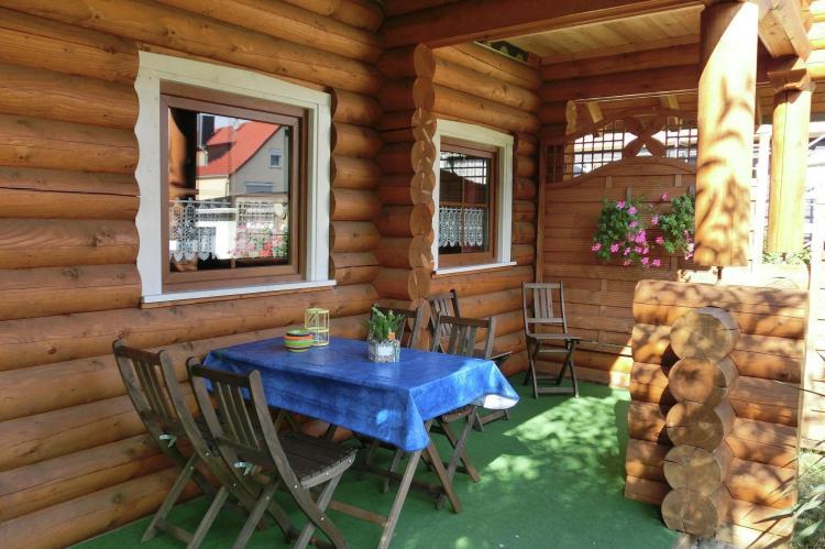 VakantiehuisDuitsland - Harz: Holzhaus Andi  [19]