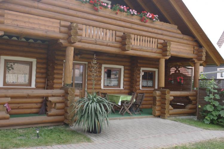 VakantiehuisDuitsland - Harz: Holzhaus Andi  [3]