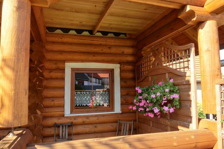 VakantiehuisDuitsland - Harz: Holzhaus Andi  [24]