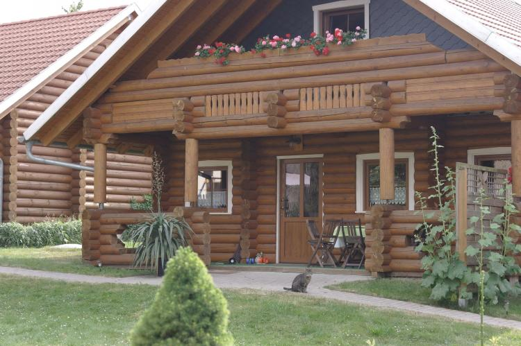 VakantiehuisDuitsland - Harz: Holzhaus Andi  [2]