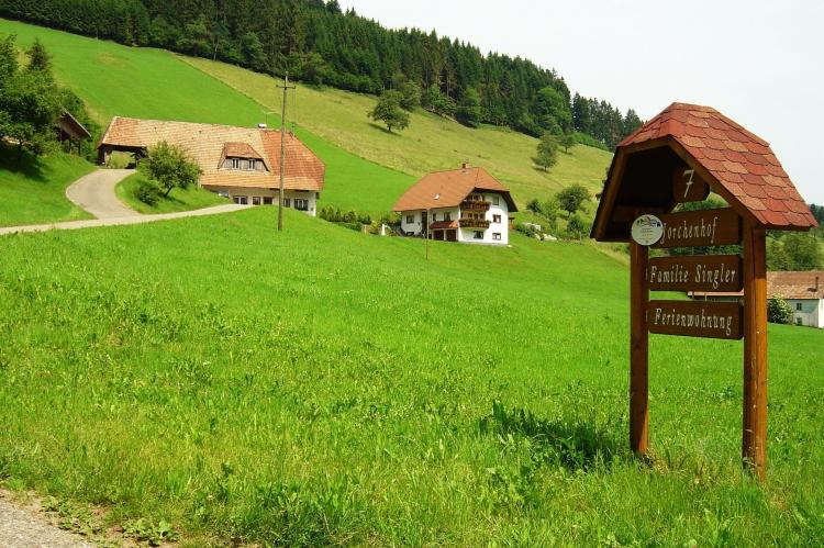 Holiday homeGermany - Black Forest: Salmensbach  [31]