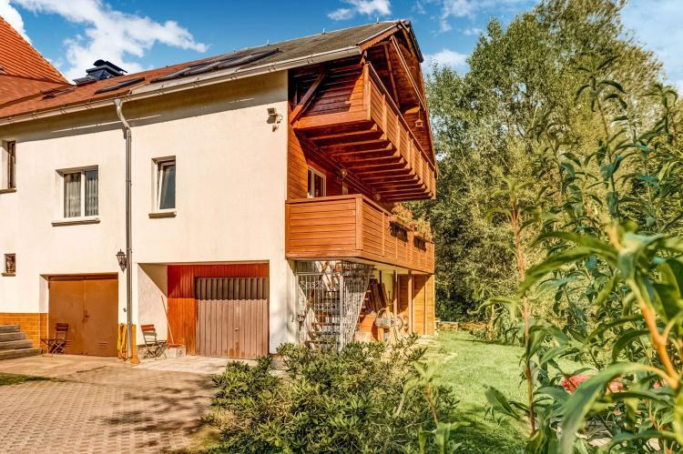 VakantiehuisDuitsland - Thüringen: Waldblick  [7]