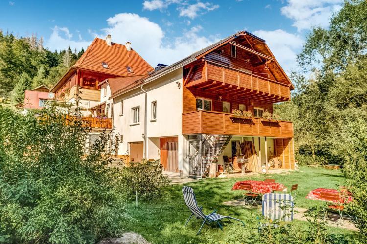 VakantiehuisDuitsland - Thüringen: Waldblick  [1]