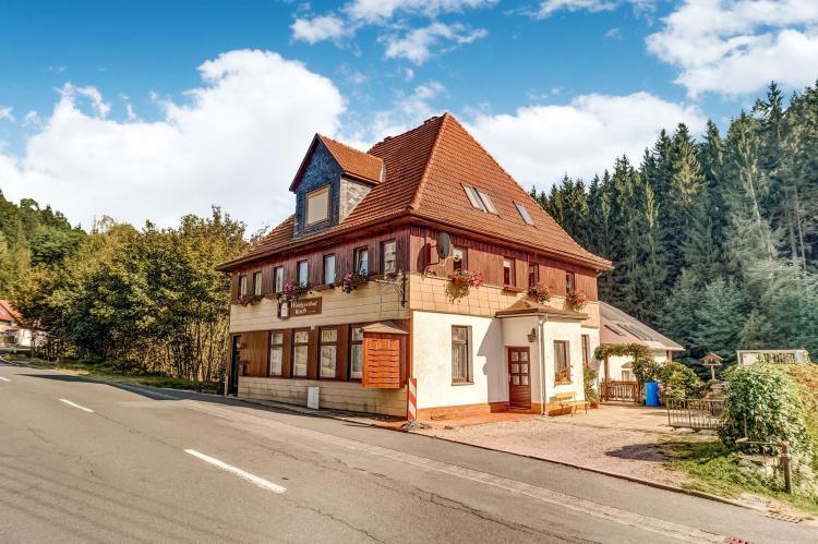 VakantiehuisDuitsland - Thüringen: Waldblick  [8]