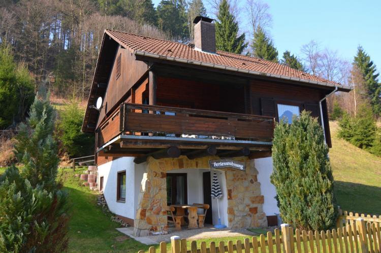 Holiday homeGermany - Harz: Fuchsbau  [1]
