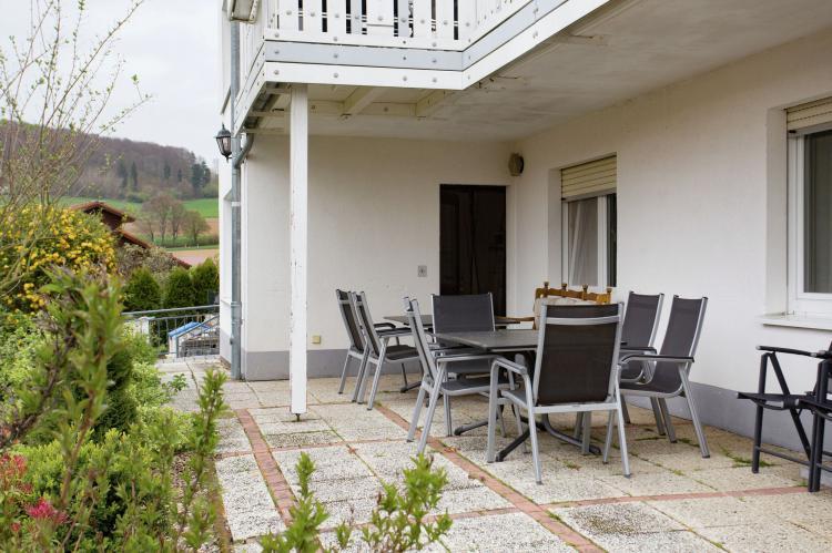 Holiday homeGermany - Hesse: Ferienwohnung Gisela  [21]