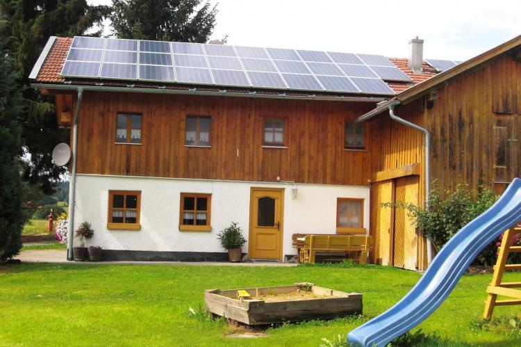 VakantiehuisDuitsland - Beieren: Ferienhaus Wiesing  [21]