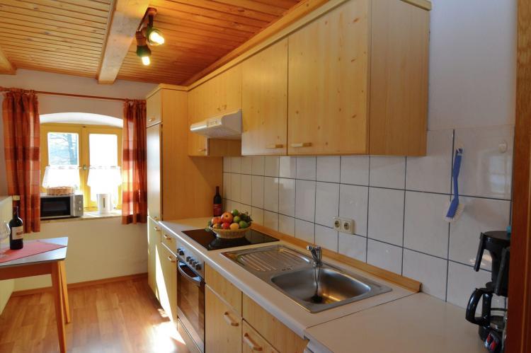 VakantiehuisDuitsland - Beieren: Ferienhaus Wiesing  [9]