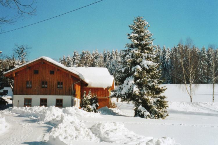 VakantiehuisDuitsland - Beieren: Ferienhaus Wiesing  [4]