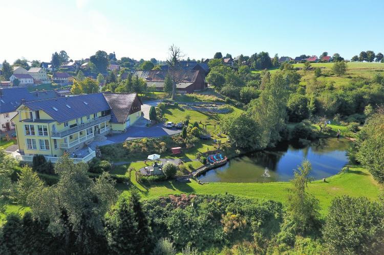 VakantiehuisDuitsland - Saksen: Naturlounge 1  [1]