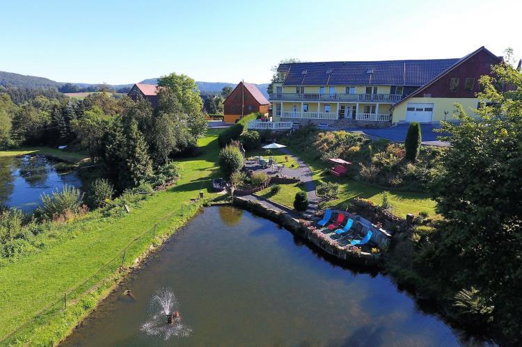 VakantiehuisDuitsland - Saksen: Feriendomizil  [36]