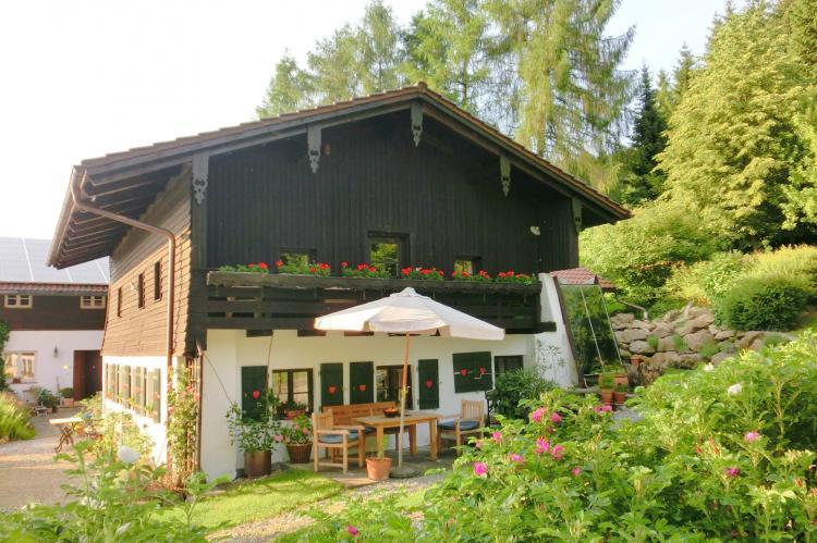 VakantiehuisDuitsland - Beieren: Weidhaus  [1]