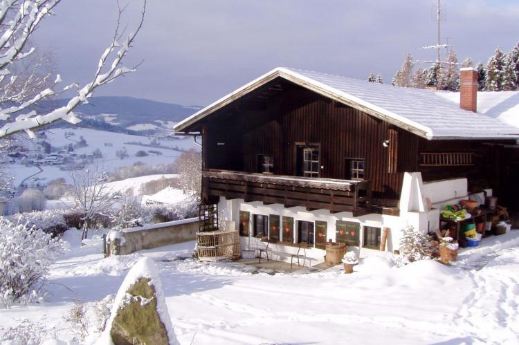VakantiehuisDuitsland - Beieren: Weidhaus  [4]