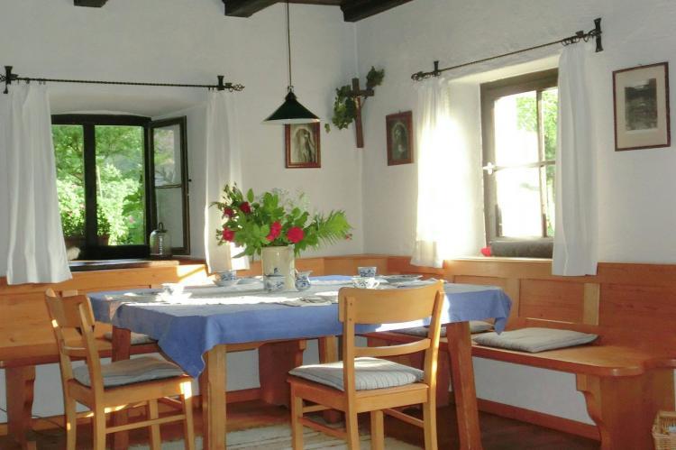 VakantiehuisDuitsland - Beieren: Weidhaus  [9]