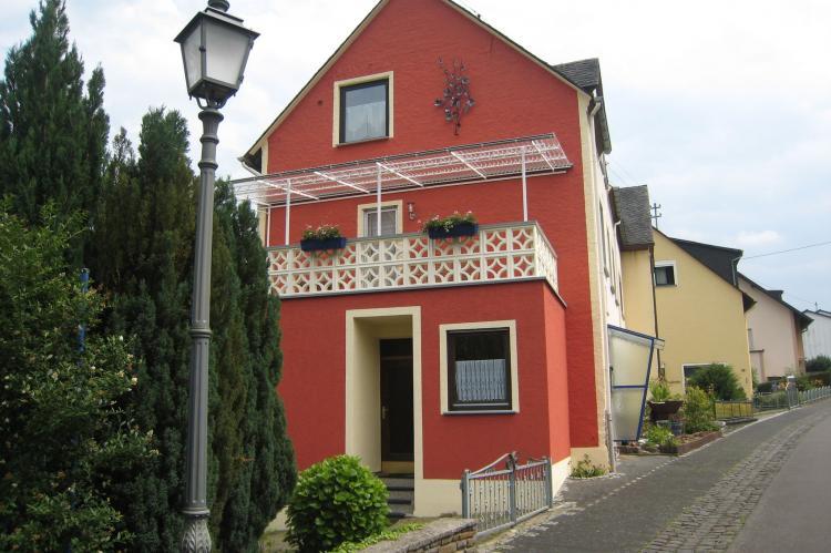 VakantiehuisDuitsland - Rheinland-Pfalz: Haus Moselblick  [2]