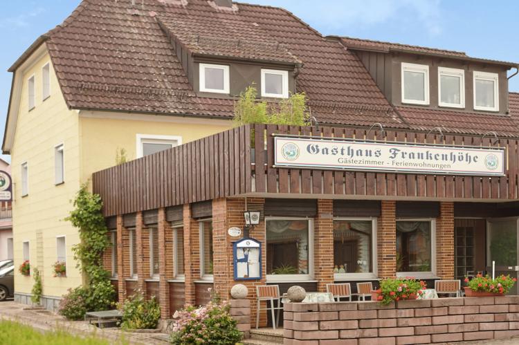 VakantiehuisDuitsland - Beieren: Gößweinstein  [1]