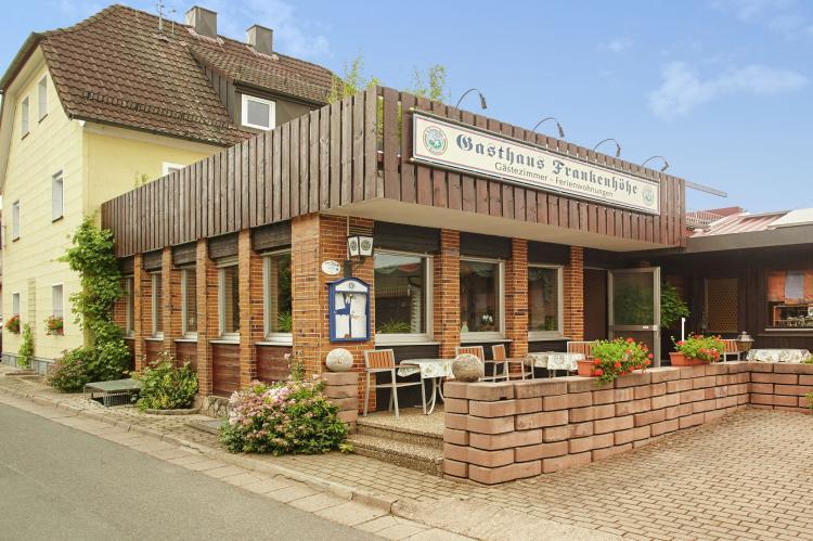 VakantiehuisDuitsland - Beieren: Gößweinstein  [2]