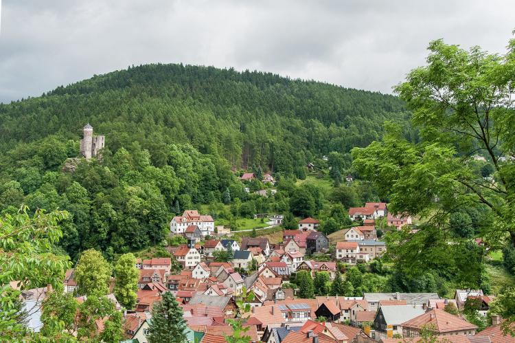 VakantiehuisDuitsland - Thüringen: Steinbach-Hallenberg  [17]