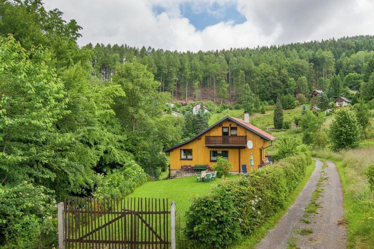 VakantiehuisDuitsland - Thüringen: Steinbach-Hallenberg  [1]