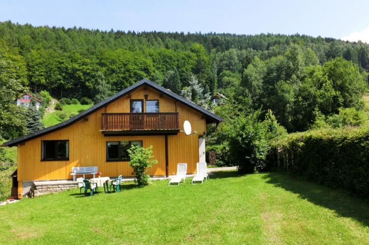 VakantiehuisDuitsland - Thüringen: Steinbach-Hallenberg  [2]