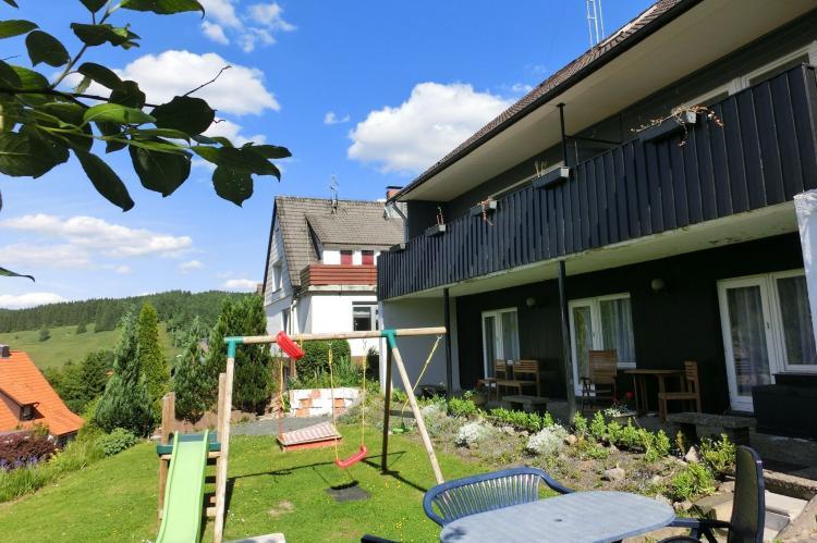 VakantiehuisDuitsland - Harz: BALBI DOMUS - Ariana  [17]