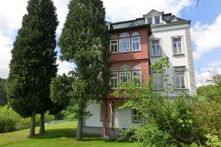 VakantiehuisDuitsland - Saksen: Villa im Erzgebirge  [25]