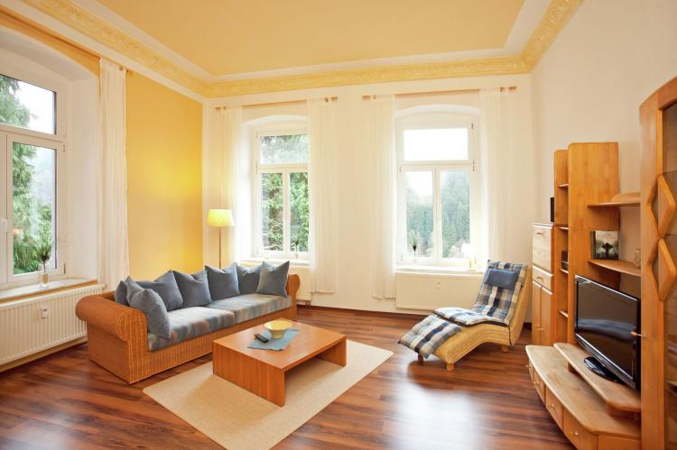 Holiday homeGermany - Saxony: Villa im Erzgebirge  [5]