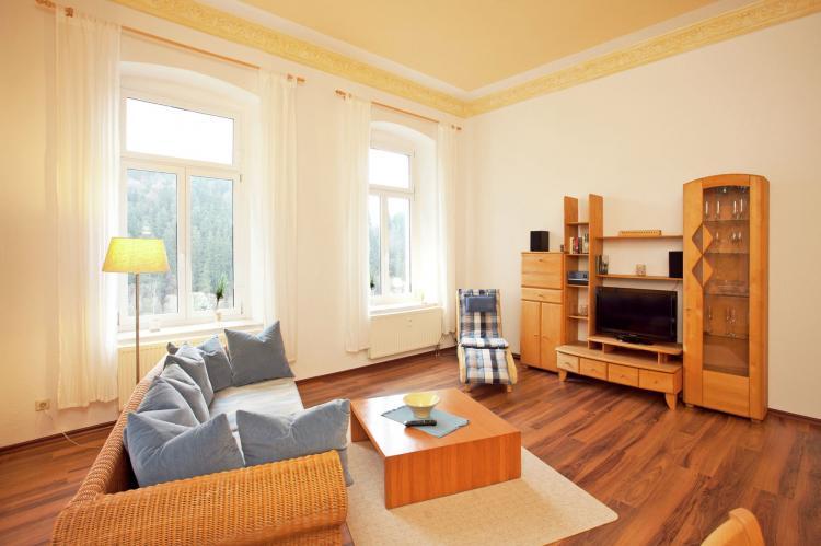 Holiday homeGermany - Saxony: Villa im Erzgebirge  [12]