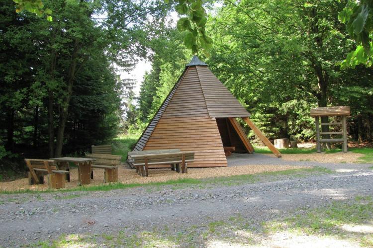 VakantiehuisDuitsland - Noordrijn-Westfalen: Waldhäuschen  [20]