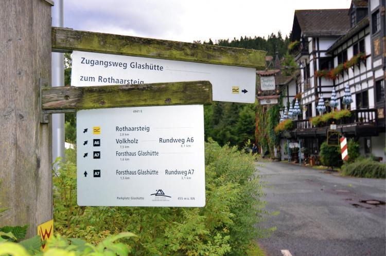 VakantiehuisDuitsland - Noordrijn-Westfalen: Waldhäuschen  [16]