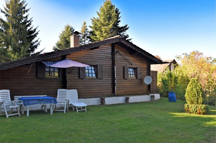 Holiday homeGermany - Hesse: Kellerwald Hütte  [1]