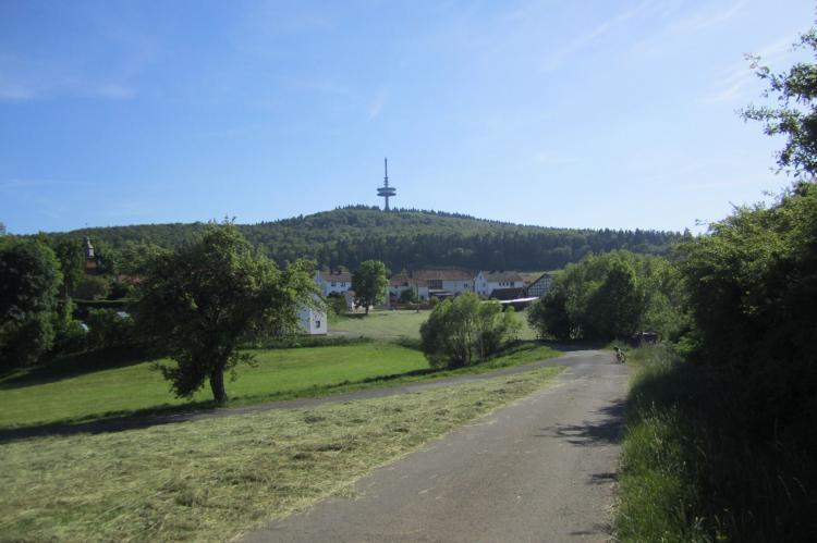 VakantiehuisDuitsland - Hessen: Kellerwald Hütte  [27]